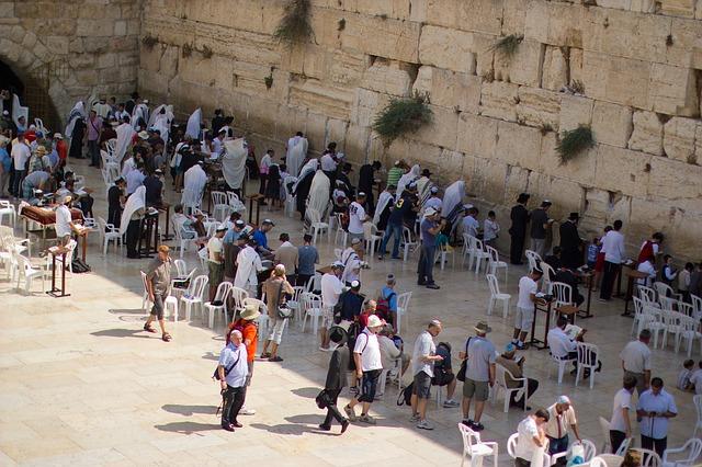 Израиль экскурсии по святым местам - Стена Плача