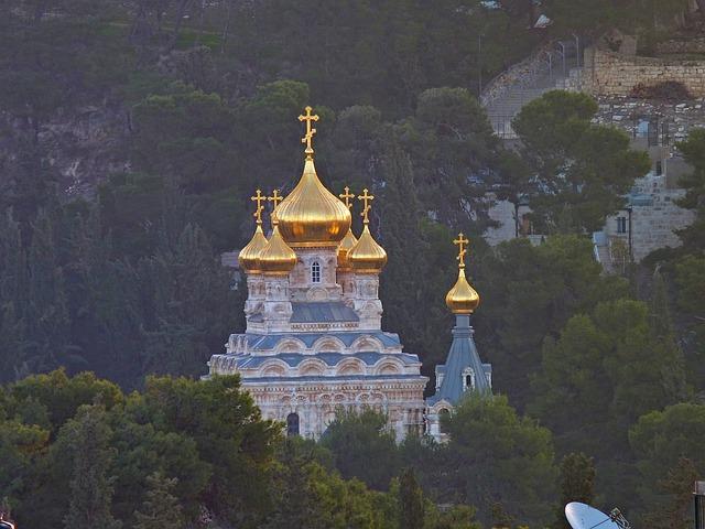 Израиль экскурсии по святым местам христианства