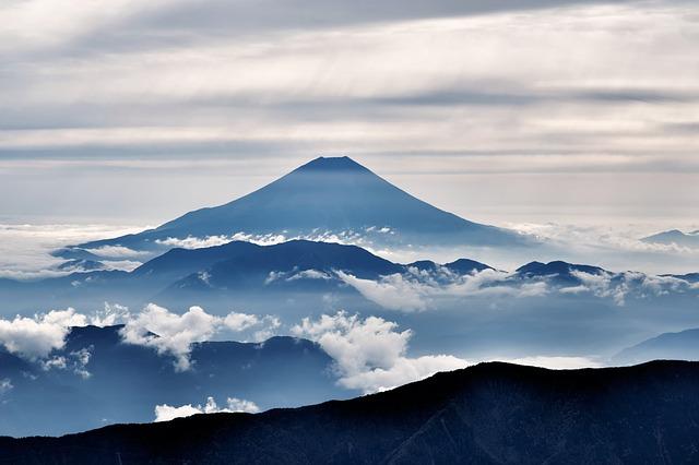 Организованные туры из Израиля в Японию - Пейзаж