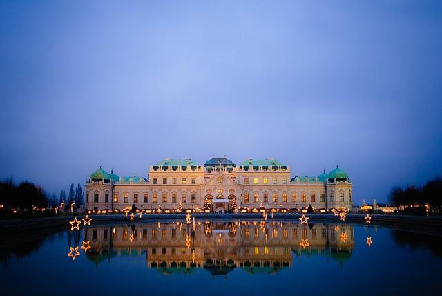 Отдых в Австрии - Вена