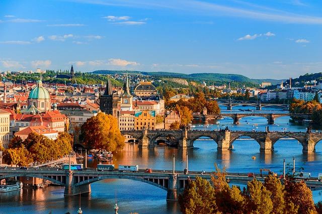 Полеты в Прагу дешево