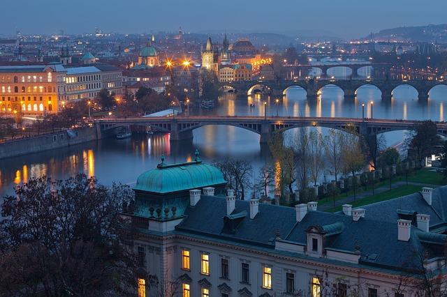 Полеты в Прагу недорого