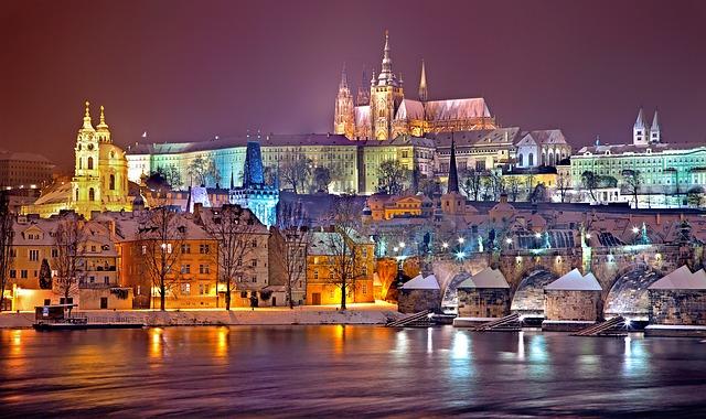 Полеты в Прагу по льготной цене