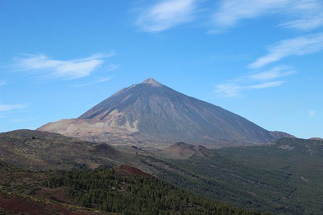 Тенерифе - вулкан Тейд