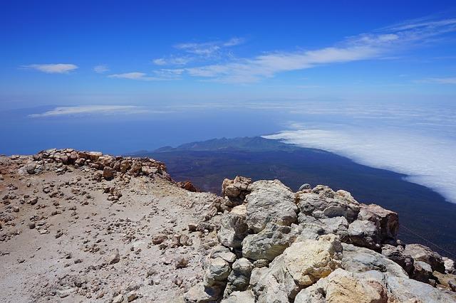Тенерифе - вулкан Teide
