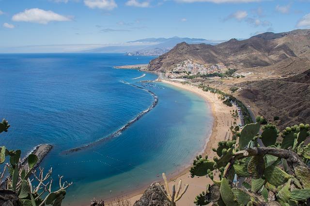 Тенерифе - остров на который хочется вернутся