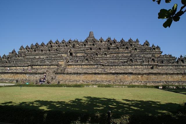Туры в Азию - Борободур