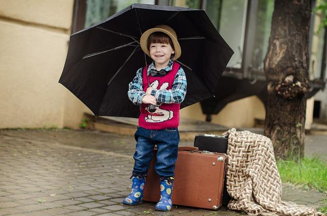 Что взять с собой в организованный тур - зонтик