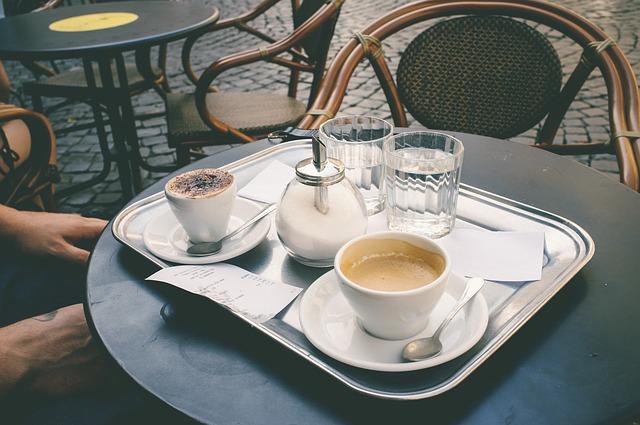 Туры в Рим - ароматный кофе
